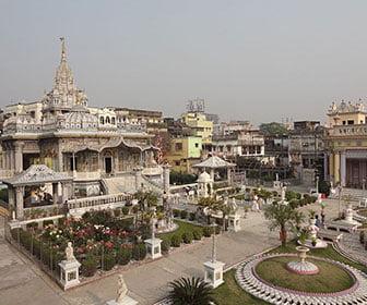 Templos en Calcuta