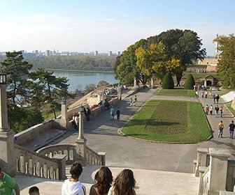 3 dias en Belgrado