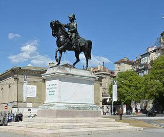 Plazas en Ginebra