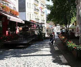 guia de viaje de Belgrado
