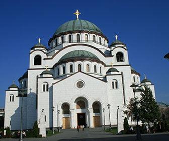 Templos en Belgrado
