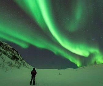 Excursion para ver Auroras boreales desde Reikiavik