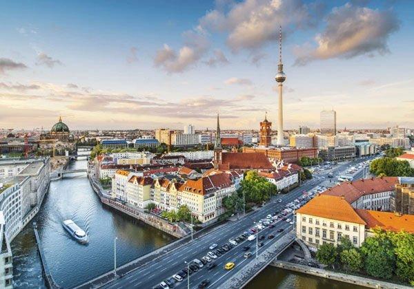 Estancia recomendada para ver Berlin