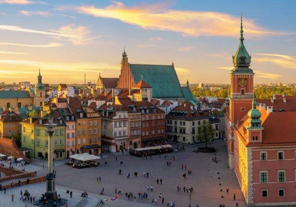 En cuantos dias se ve Varsovia