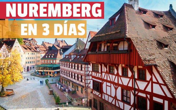 Nuremberg en tres dias