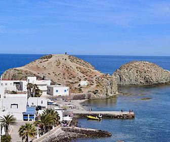 Pueblos costeros de Almeria