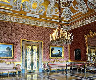 Palacios de Napoles