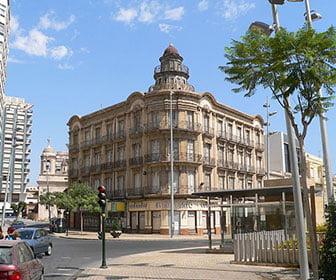 tres dias en almeria