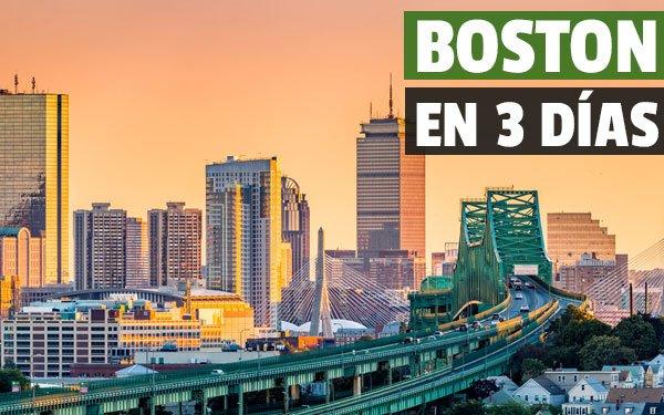 Que ver en Boston en tres días
