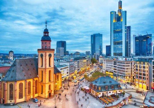 En cuantos dias se ve Frankfurt