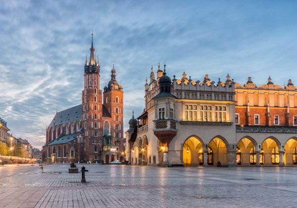 En cuantos dias se ve Cracovia