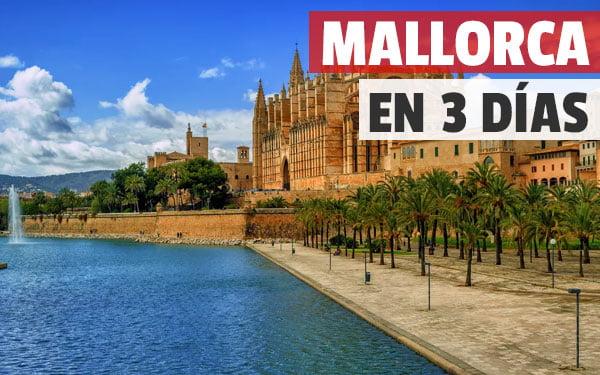 Mallorca en tres dias