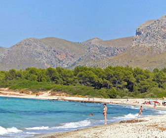 top playas de mallorca