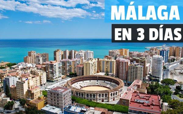 Málaga en 3 dias