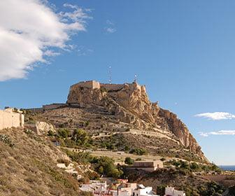 Castillo de Alicante