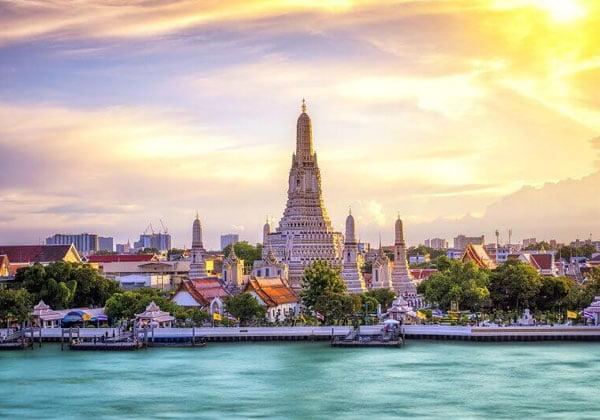 en cuantos dias se ve bangkok