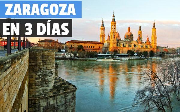 Zaragoza en tres dias