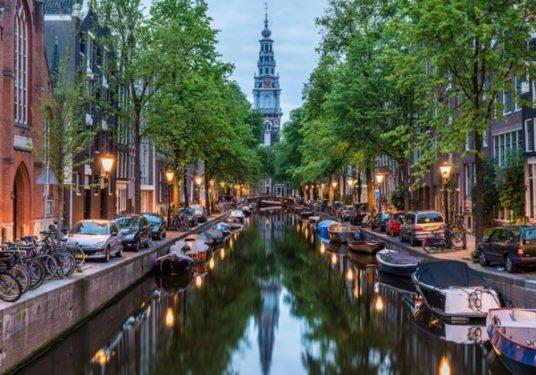 Amsterdam en cuantos dias se ve
