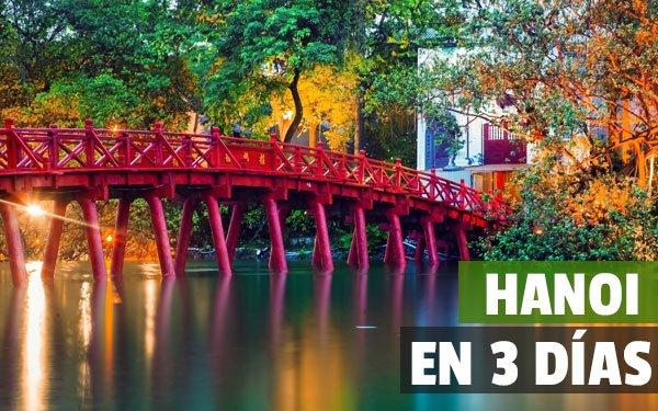 Hanoi en tres dias