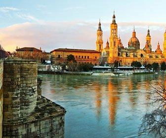 Zaragoza en un fin de semana