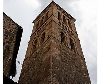 Iglesias y monasterios de toledo
