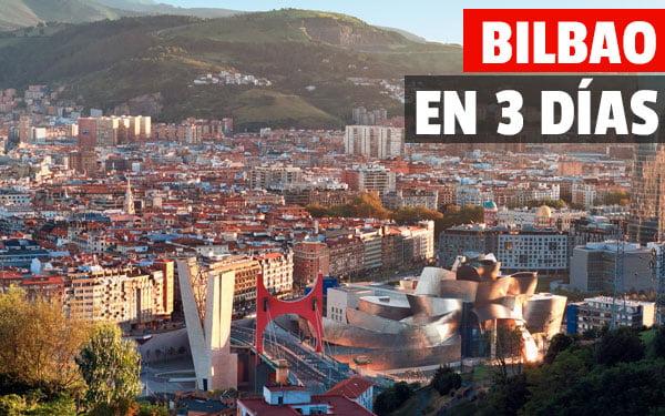 Bilbao en tres dias