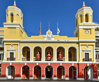 Monumentos San Juan de Puerto Rico