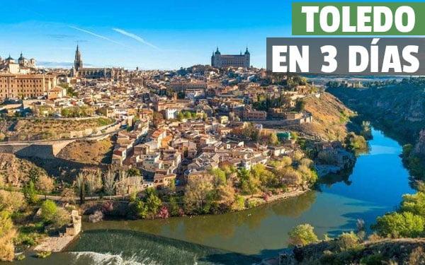 Toledo en tres dias