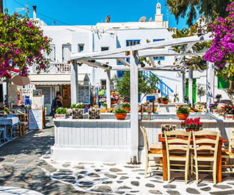 guia de viaje de Mykonos