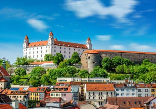 Estancia recomendada en Bratislava