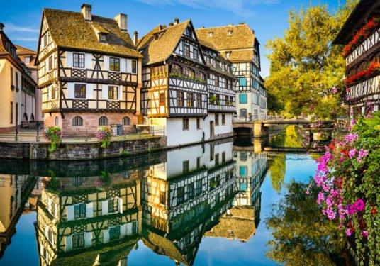 estrasburgo en cuantos dias se ve