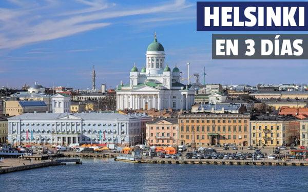 Helsinki en tres dias