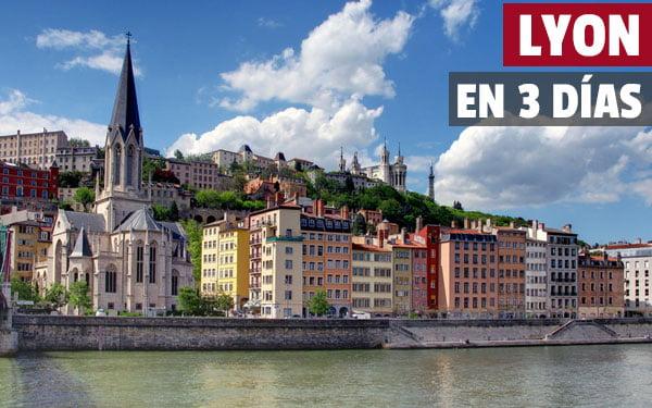 Lyon en tres dias