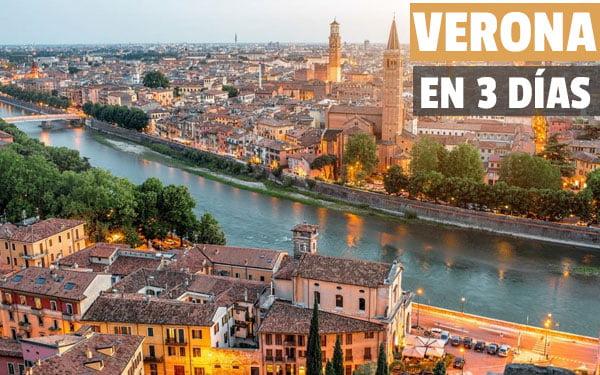 Verona en tres dias