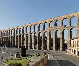 Viajar a Segovia