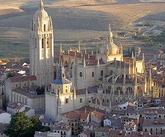Mejores monumentos de Segovia