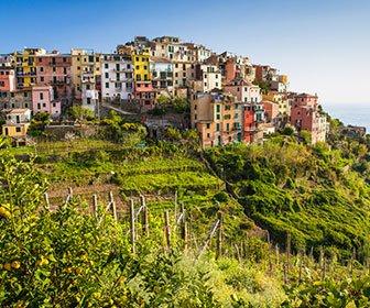 3 días en Cinque Terre
