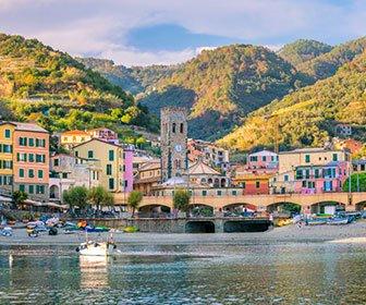 sitios para visitar en Cinque Terre