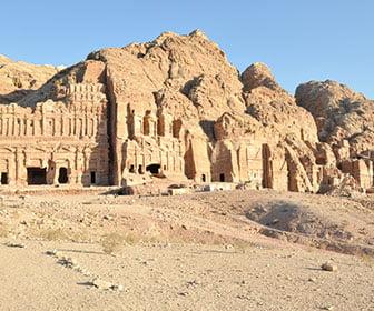 Itinerario de 3 dias en Petra