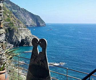 guia de viaje por Cinque Terre