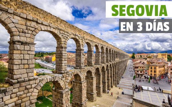 Segovia en tres dias