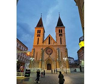 Iglesias Ortodoxas en Sarajevo