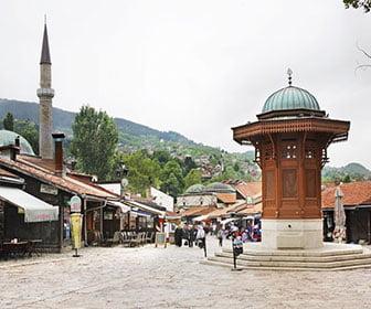 Capital de Bosnia