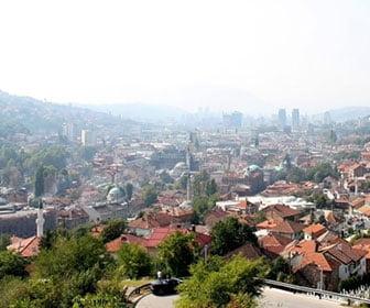 Destinos turisticos de Sarajevo