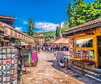 Mercados de Sarajevo