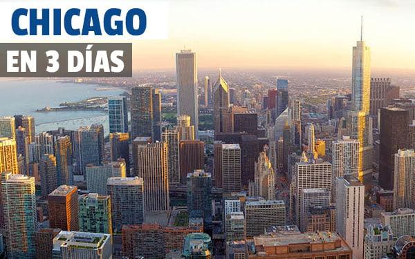Chicago en tres dias