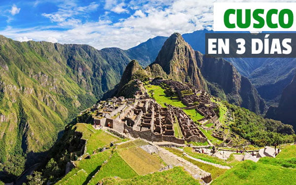 Cusco en tres dias