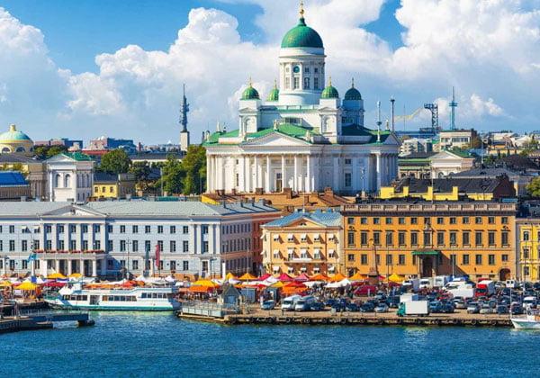 En cuantos días ver Helsinki