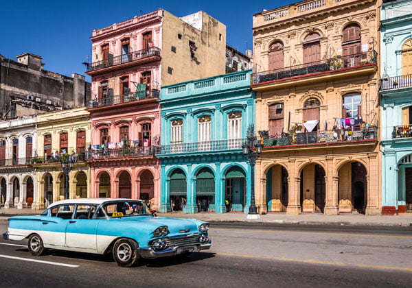 En cuantos días se ve la Habana