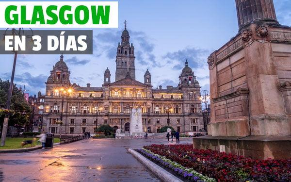 Glasgow en tres dias